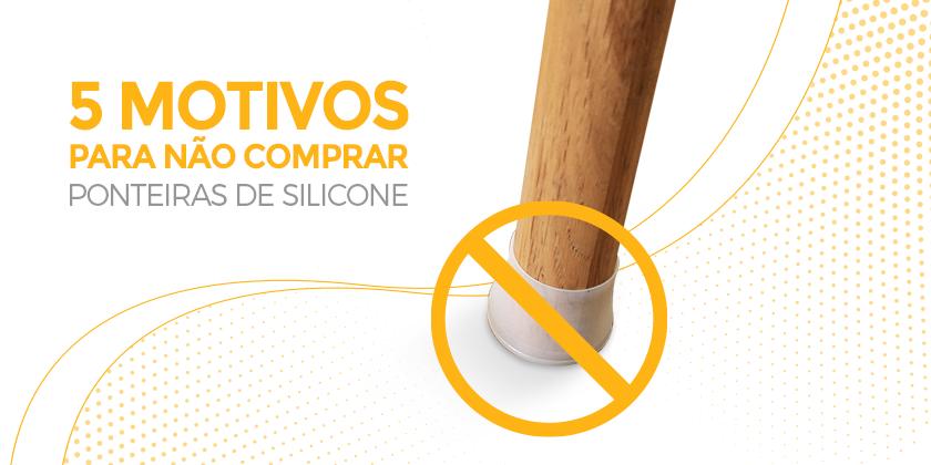 5 motivos para NÃO COMPRAR ponteiras de silicone