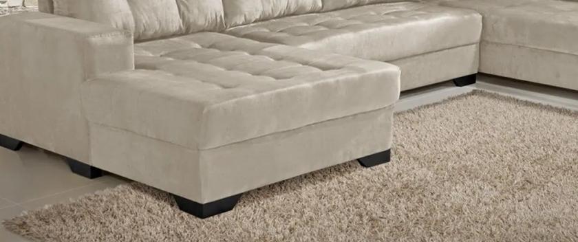 Pé sofa madeira